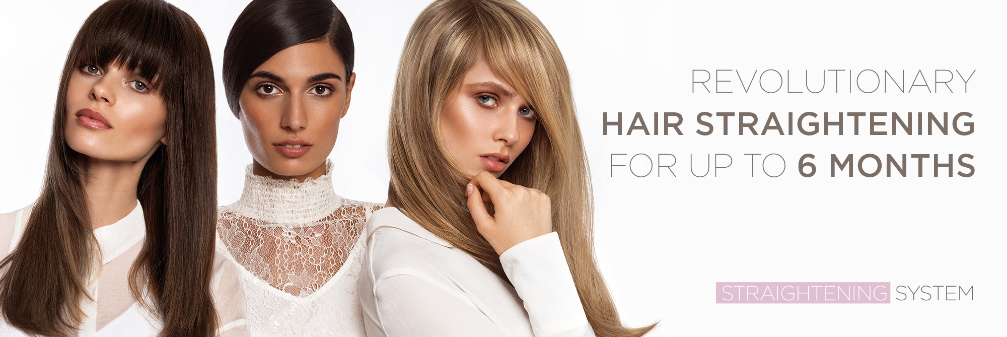 salon systems, straightening system, treatment, smooth, glossy